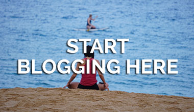 Start Blogging Here