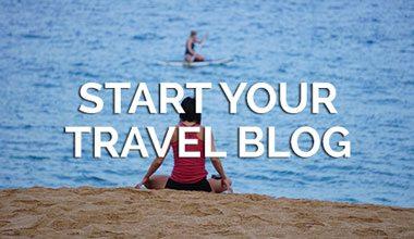 Start Your Vegan Travel Blog