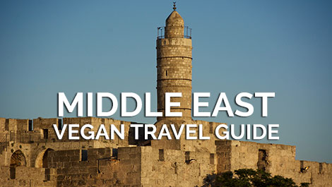 Middle East Vegan Travel Guides