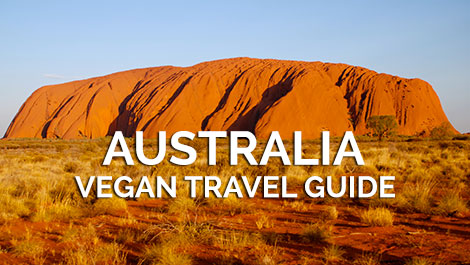 Australia Vegan Travel Guide