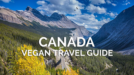 Canada Vegan Travel Guide