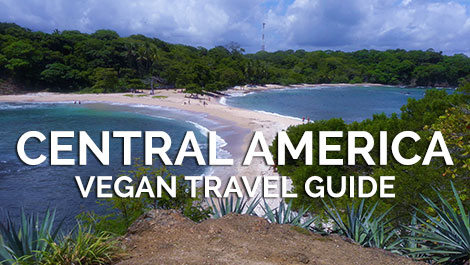 Central America Vegan Travel Guides
