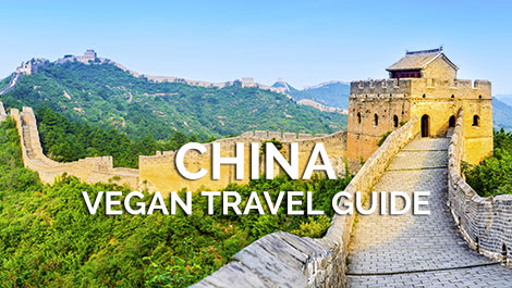China Vegan Travel Guide