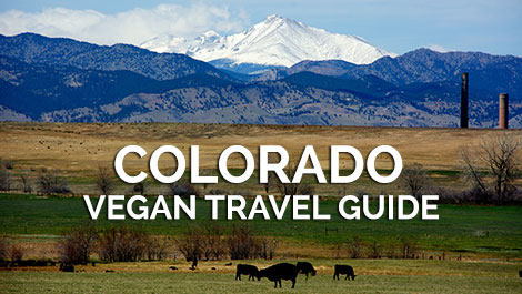 Colorado Vegan Travel Guide