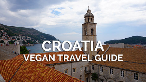 Croatia Vegan Travel Guide