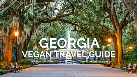 Georgia Vegan Travel Guide