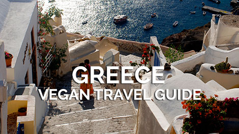 Greece Vegan Travel Guide