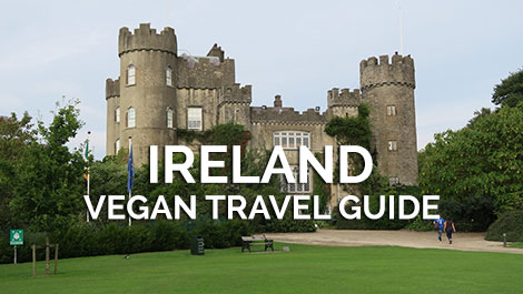 Ireland Vegan Travel Guide