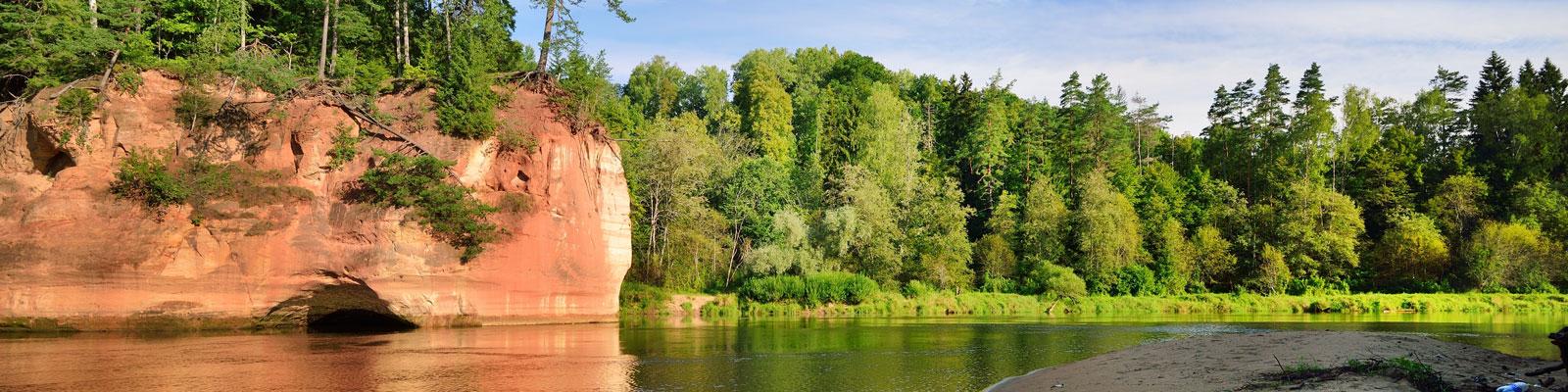 Latvia Vegan Travel Guide