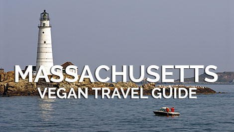 Massachusetts Vegan Travel Guide