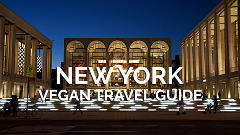 New York Vegan Travel Guide