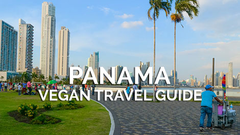 Panama Vegan Travel Guide