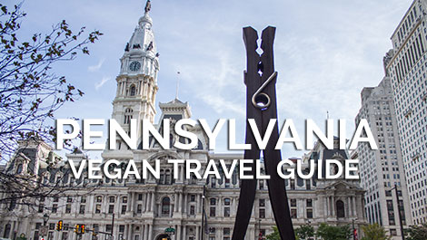 Pennsylvania Vegan Travel Guide