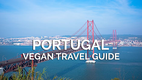 Portugal Vegan Travel Guide