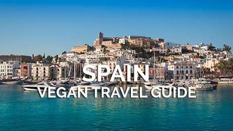 Spain Vegan Travel Guide