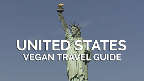 United States Vegan Travel Guide