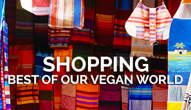 Best Vegan Shopping - Vegan Travel