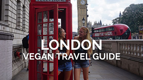 London Vegan Travel Guide