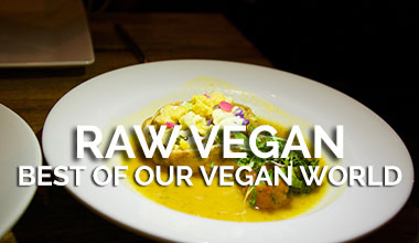 Best Raw Vegan Dining