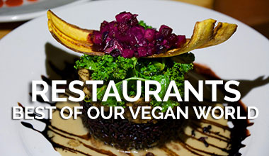 Best Vegan Restaurants - Vegan Travel