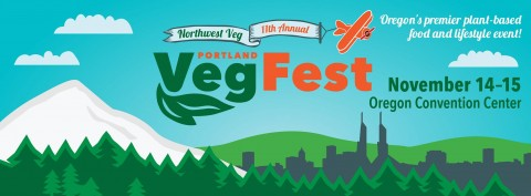 Portland VegFest 2015