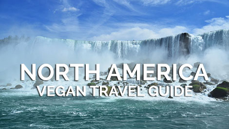 North America Vegan Travel Guides