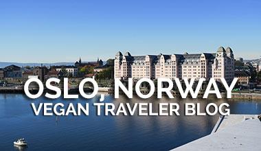 Oslo Norway Vegan Traveler Blog