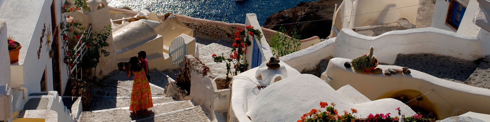 Greece Vegan Travel Guide - Santorini