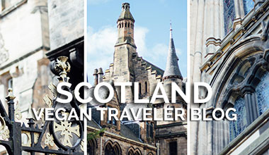 Scotland Vegan Traveler Blog
