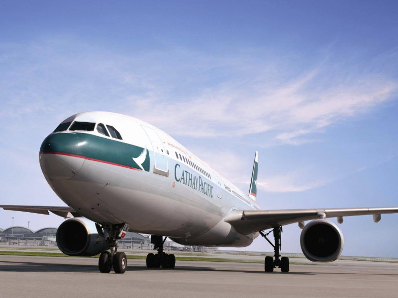 evaluation of cathay pacific