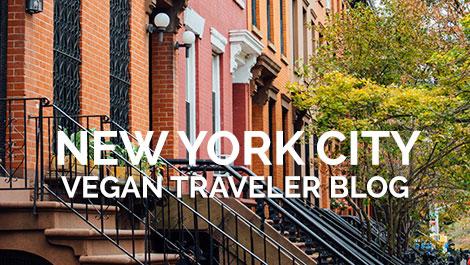 Vegan Traveler Blog - NYC