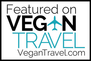 Vegan Travel Banner