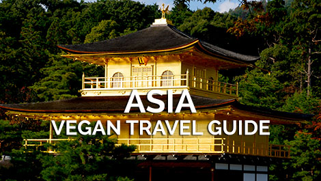 Asia Vegan Travel Guides