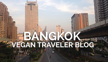 Bangkok Thailand Vegan Travel Guide