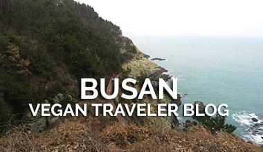 Vegan Traveler Blog - Busan