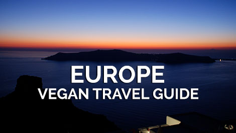 Europe Vegan Travel Guides