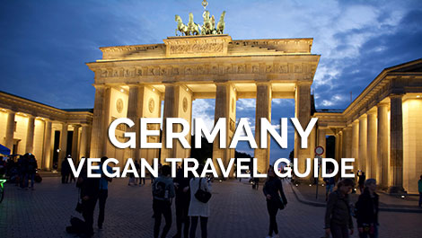 Germany Vegan Travel Guide