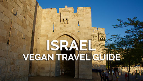 Israel Vegan Travel Guide