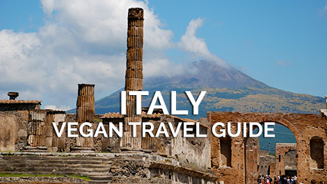 Italy Vegan Travel Guide