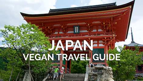 Japan Vegan Travel Guide