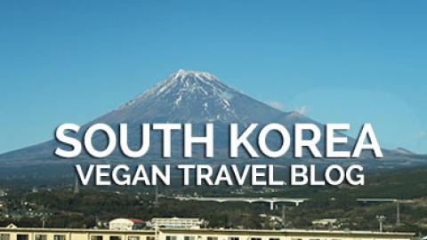 Coffee, Cosmetics, Korea, Oh My!