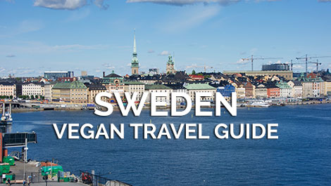Sweden Vegan Travel Guide