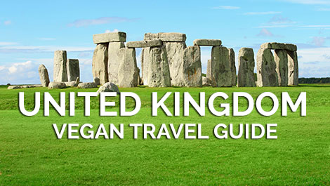 United Kingdom Vegan Travel Guide