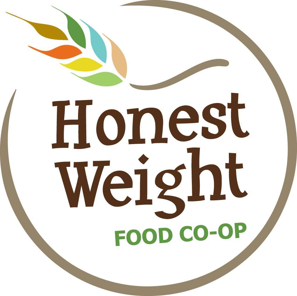 Image result for honest weight food coop logo