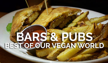 Best Vegan Bars & Pubs