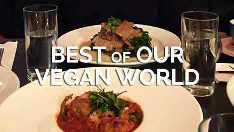 Best of Our Vegan World