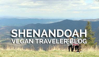 Camping in Shenandoah - Vegan Traveler Blog