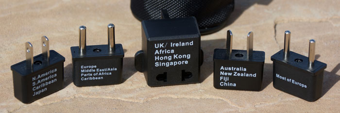 International Power Plugs - Vegan Travel
