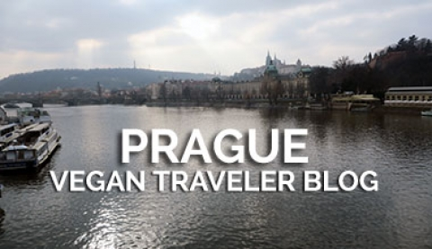 Prague. In the bague!