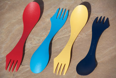 Sporks - Vegan Travel